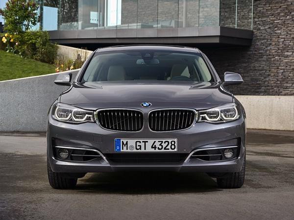 BMW 3-Gran Turismo 330d 190kW aut