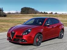 Alfa Romeo Giulietta 5d