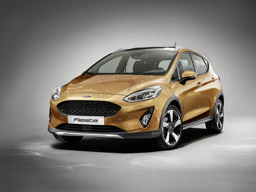 Ford Fiesta 1.1 Trend, Magnetic. Incl. NAV & Cruise Control!