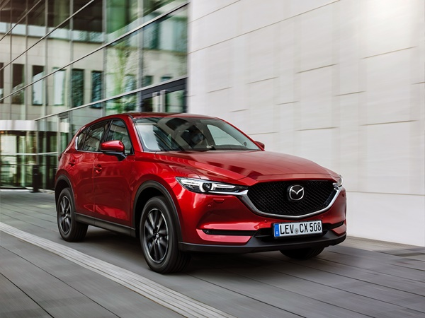 Mazda CX-5 2.2d business luxury 2wd 110kW