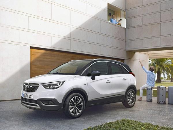 Opel Crossland X 1.5cdti innovation 75kW