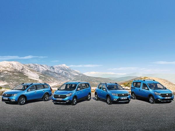 Dacia Logan MCV Stepway 0.9 tce série limitée tech road 66kW
