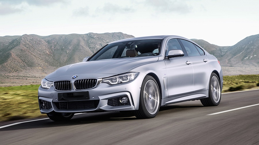 BMW 4-Gran Coupe