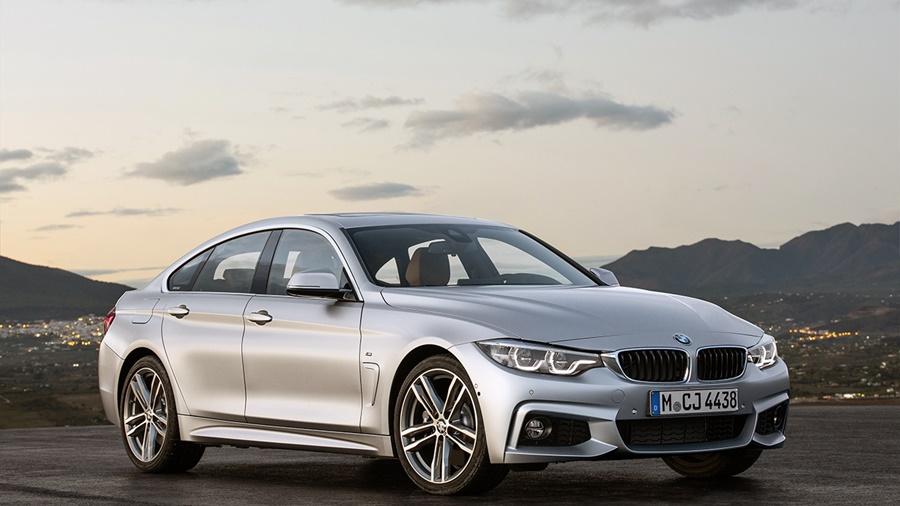 BMW 4-Gran Coupe*