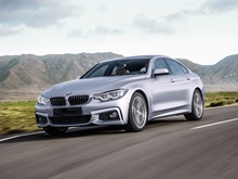BMW 4-Gran Coupe 5d