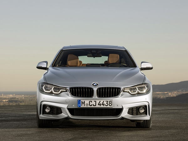 BMW 4-Gran Coupe 420i corporate executive 135kW aut