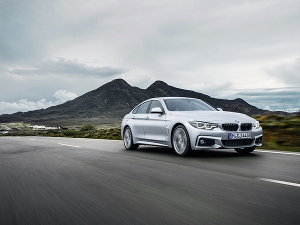 BMW 4-Gran Coupe 420d corporate executive 140kW aut