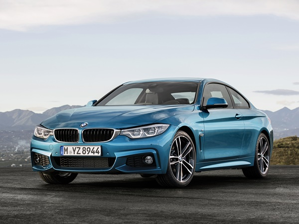 BMW 4-coupe 430i 185kW aut