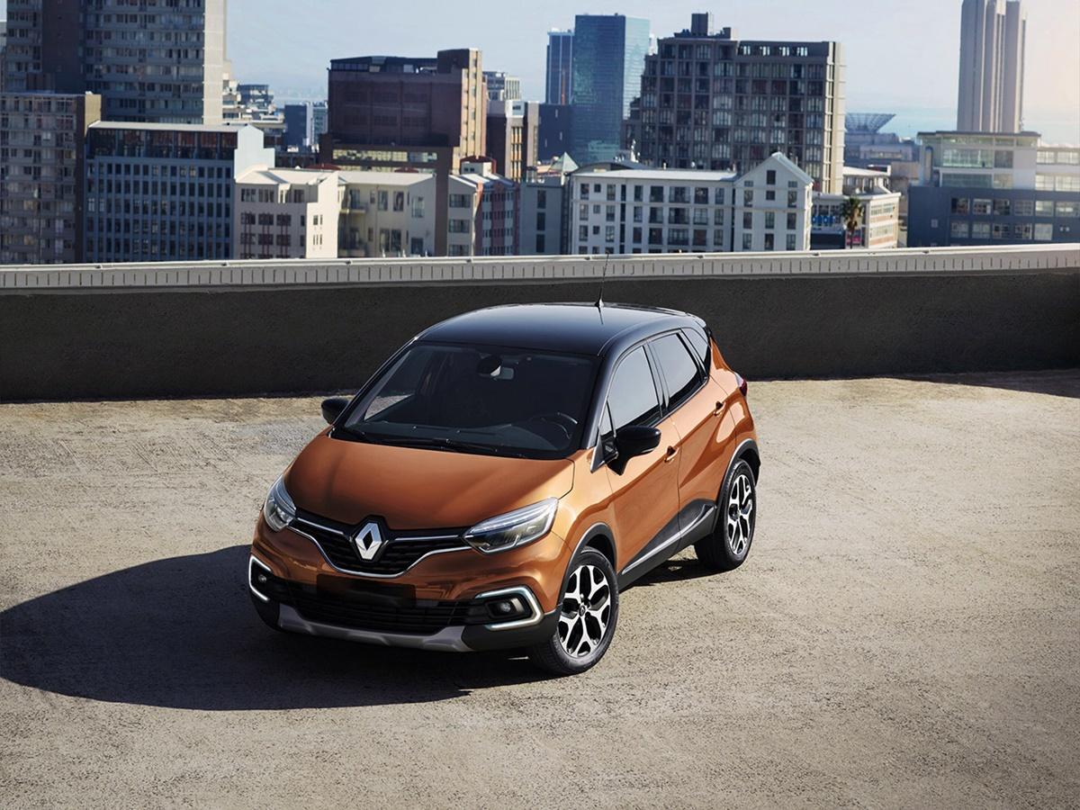 Renault Captur 5d