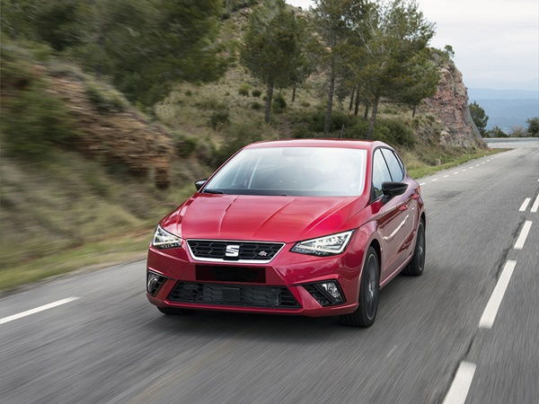 Seat Ibiza 1.0tgi fr business intense 66kW