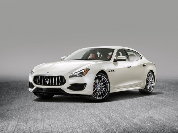 Maserati Quattroporte 3.0d  gran sport 275kW aut