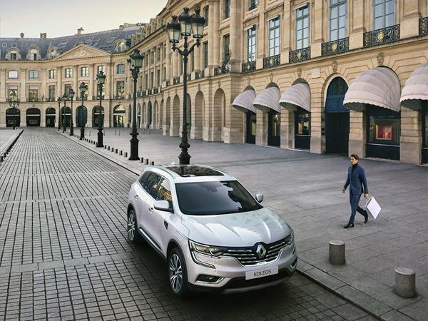 Renault Koleos 2.0dci energy initiale paris 4x4 130kW x-tronic aut