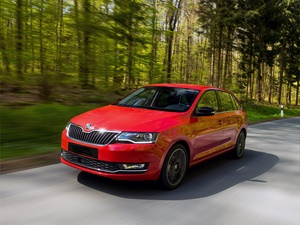 Skoda Rapid spaceback 5d