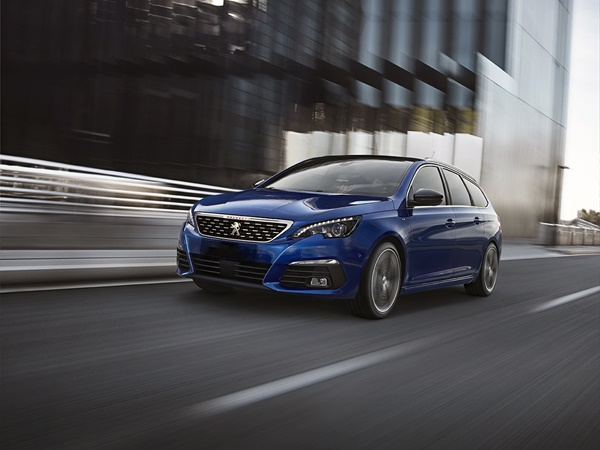 Peugeot 308 SW 1.5hdi blue hdi bluelease 96kW