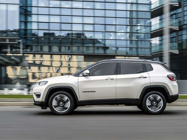 Jeep Compass 1.4 limited 125kW 4x4 aut