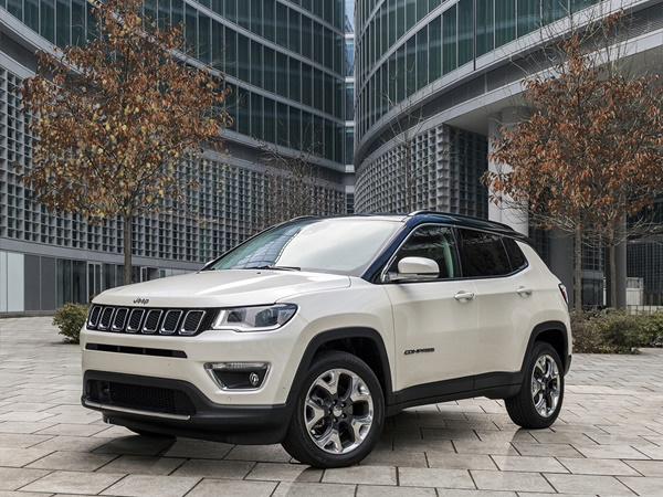Jeep Compass 1.4 night eagle 103kW