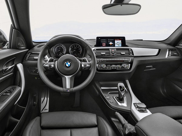 BMW 2-coupe 218i 100kW aut