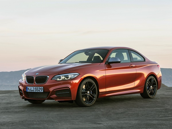 BMW 2-coupe 220d xdrive 140kWaut