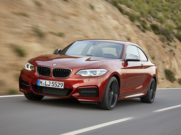 BMW 2-coupe 220i 135kW aut