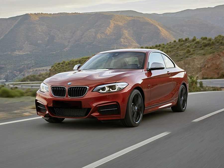 BMW 2-coupe