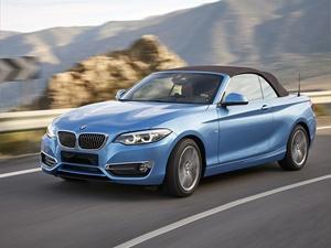 BMW 2-cabrio 2d