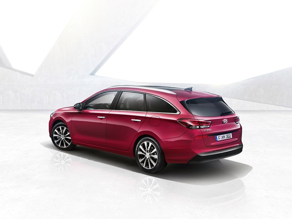 Hyundai i30 wagon 1.6crdi comfort 81kW dct aut