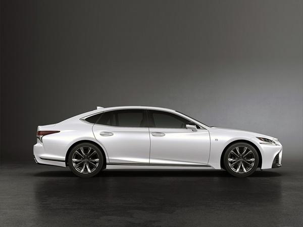 Lexus LS-serie