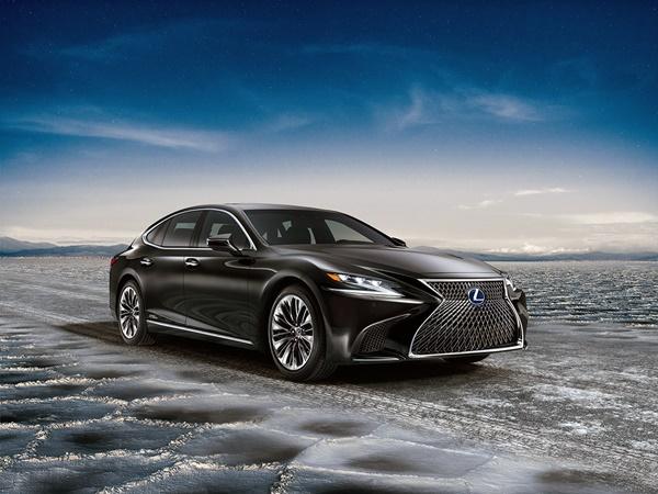 Lexus LS-serie 500h luxury line awd 264kW e-cvt aut