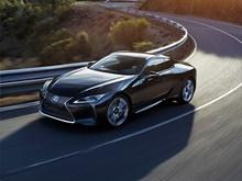 Lexus LC 2d