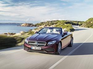 Mercedes E-cabrio