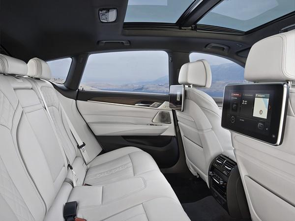 BMW 6-Gran Turismo