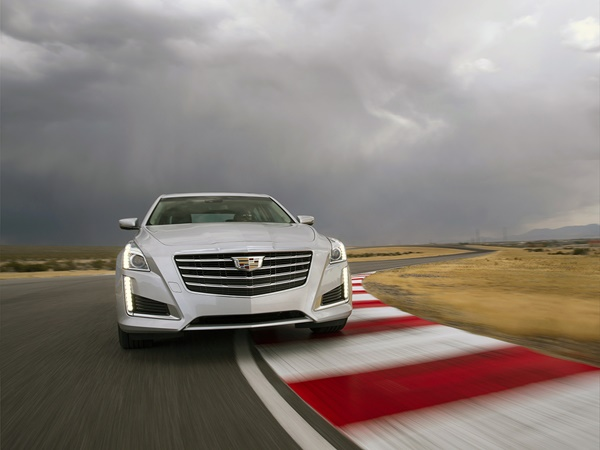 Cadillac CTS 2.0l t luxury awd 203kW aut
