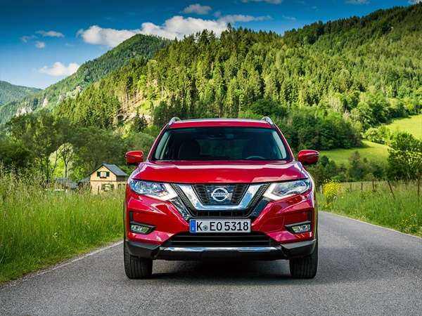 Nissan X-trail 1.7dci n-connecta 5p 110kW