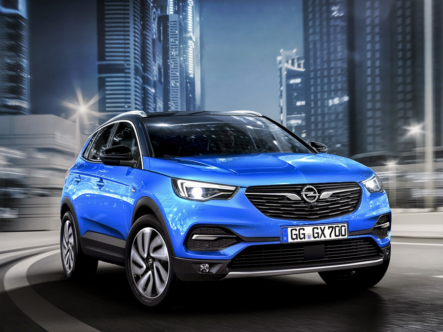 opel grandland x 1 2 turbo 96kw business executive. Black Bedroom Furniture Sets. Home Design Ideas