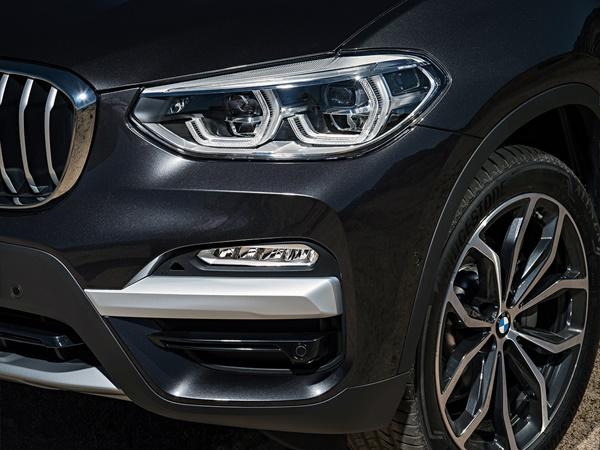 BMW X3 18d sdrive 110kW aut