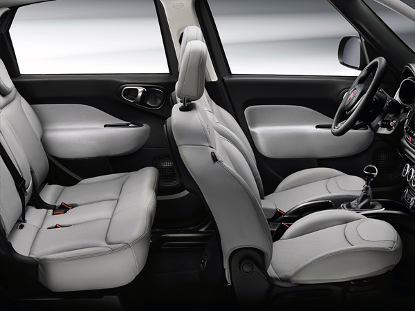 Fiat 500L 0.9t twinair lounge 77kW (NEDC)