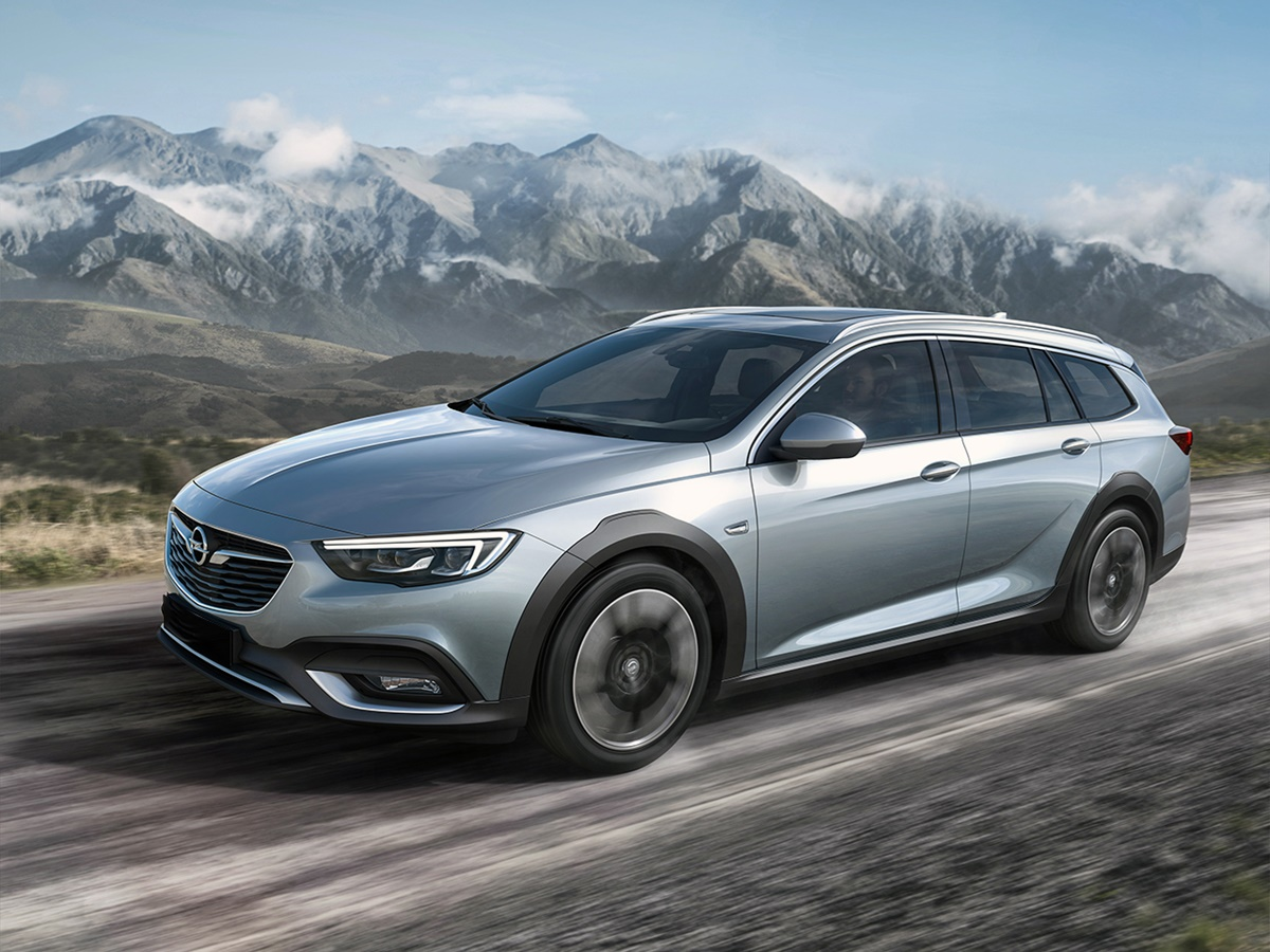 Opel Insignia Country Tourer 5d