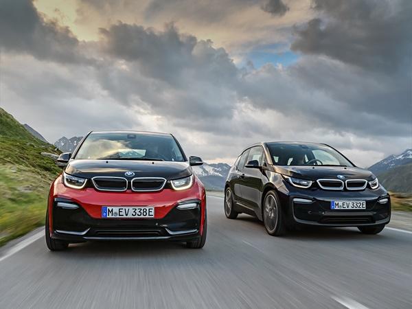 BMW i3 42.2kWh ev 120 Ah 125kW aut