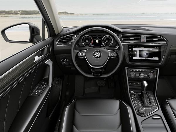 Volkswagen Tiguan Allspace 1.5tsi comfortline business 5p 110kW dsg-7 aut