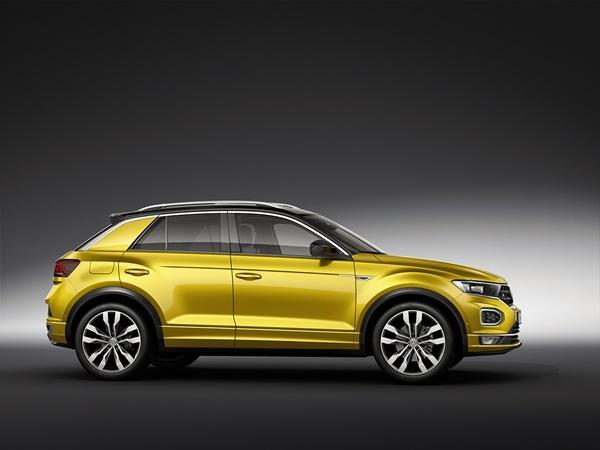 Volkswagen T-Roc 1.5tsi style business 110kW