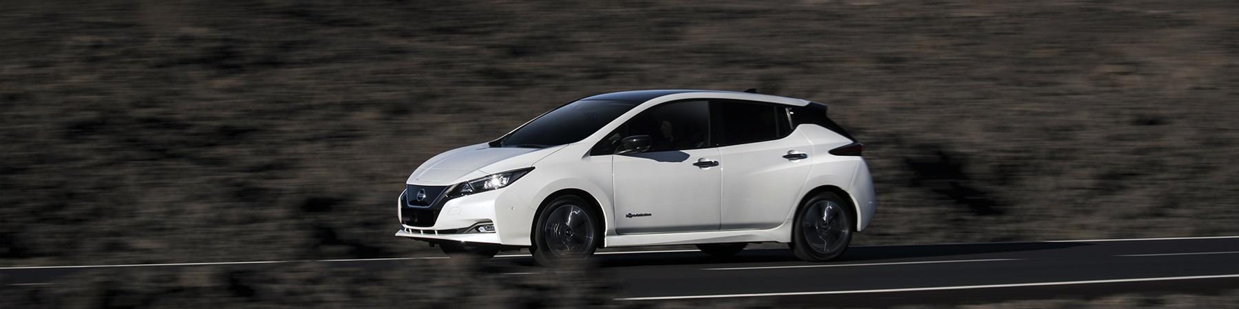Nissan Leaf 40kWh 230 km actieradius