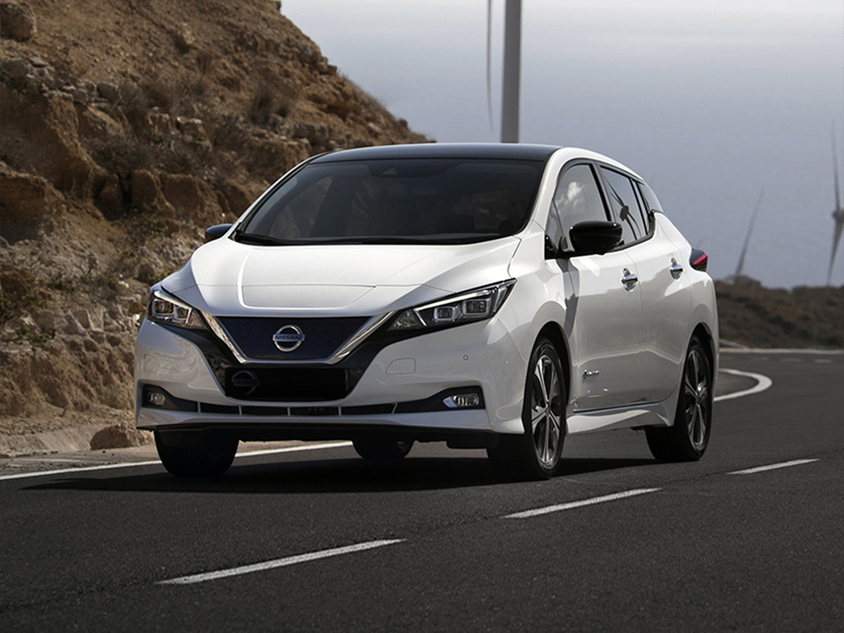 Nissan Leaf 5d 40kWh n-connecta 110kW aut