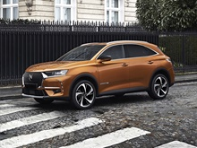DS DS7 Crossback 5d