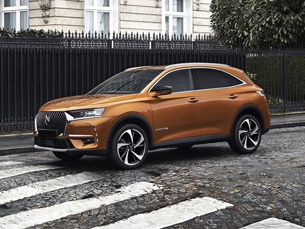 DS DS7 Crossback 2.0hdi business executive 133kW aut