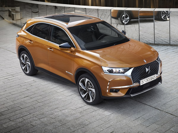 DS DS7 Crossback 1.5hdi so chic 96kW aut
