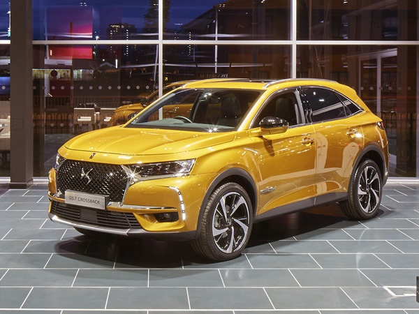 DS DS7 Crossback 1.6 so chic 165kW aut