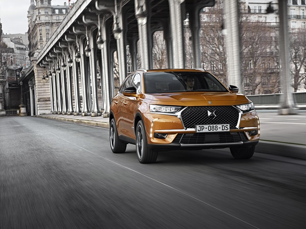 DS DS7 Crossback 1.2 business executive 96kW