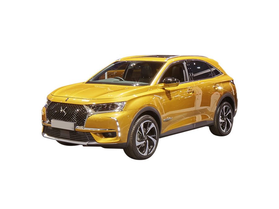 DS7 Crossback 5d