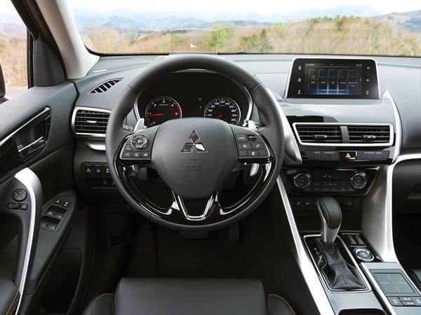 Mitsubishi Eclipse Cross 1.5di-t instyle 4wd 120kW cvt aut