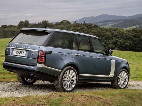Land Rover Range Rover 5.0 v8 supercharged vogue lwb 386kW aut
